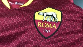 Roma Jersey 2018/19 - cheapsoccerjersey.org