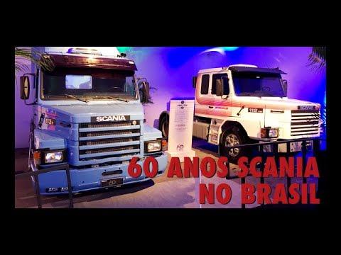 60 Anos da Scania no Brasil