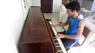 Eviatar Banai - Daddy  אביתר בנאי - אבא פסנתר