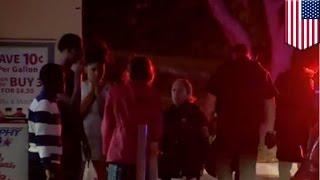 900 старшеклассников взяли штурмом кинотеатр во Флориде