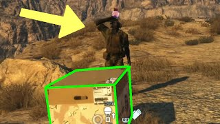 MGSV: Phantom Pain - Top 12 Cardboard Box Tricks (Metal Gear Solid 5 Secrets: Part 58)(Top 12 Cardboard Box Tricks in the game Metal Gear Solid V: The Phantom Pain. Learn how to be a pro gamer by utilizing these secret techniques with the ..., 2015-10-23T01:25:14.000Z)