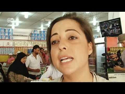 Aid for Syrian Refugees in Northern Iraq | People & Politics