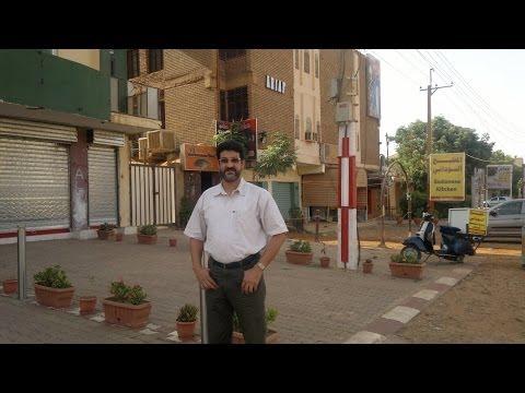 رحلة الخرطوم السودانMy visit to Khartoum - Sudan 2012