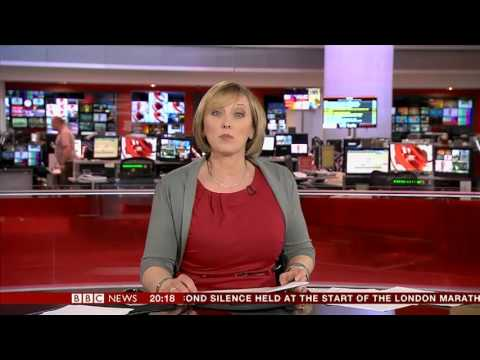 MARTINE CROXALL    bbc World News   21 April 2013   World News Highlights