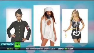 Sexxxy Ebola Halloween Costume: Society sucks