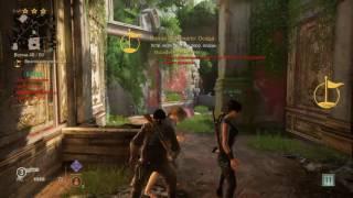 Uncharted 4 ко-оп выживание,часть10 Новый Девон.Два босса-джин и эвери