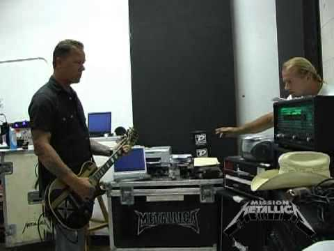 Mission Metallica: Fly on the Wall Platinum Clip (July 14, 2008) Thumbnail image