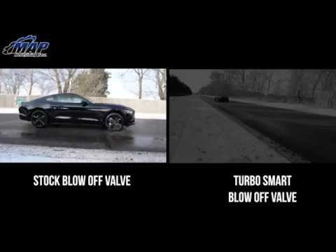 Ecoboost Mustang Blow Off Valve Upgrade By Turbosmart | Ford 2.3l Ecoboost BOV Sound Clip