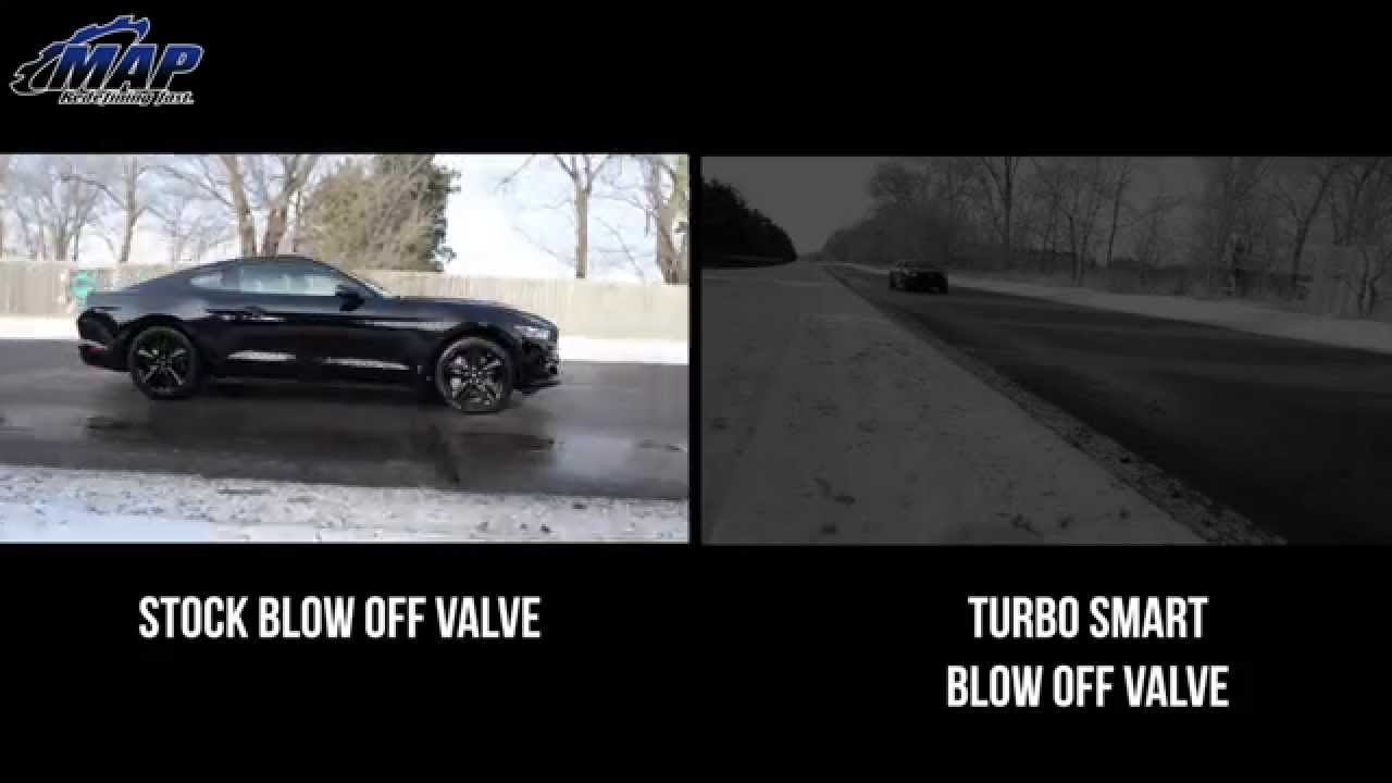 Ecoboost Mustang Blow Off Valve Upgrade By Turbosmart | Ford 2 3l Ecoboost  BOV Sound Clip