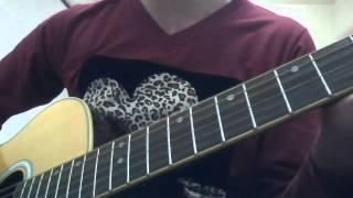 Bao la tình Chúa Guitar cover