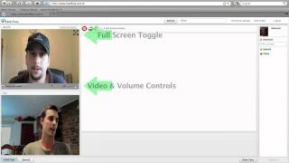 Intro to FaceFlow.com Video Chat