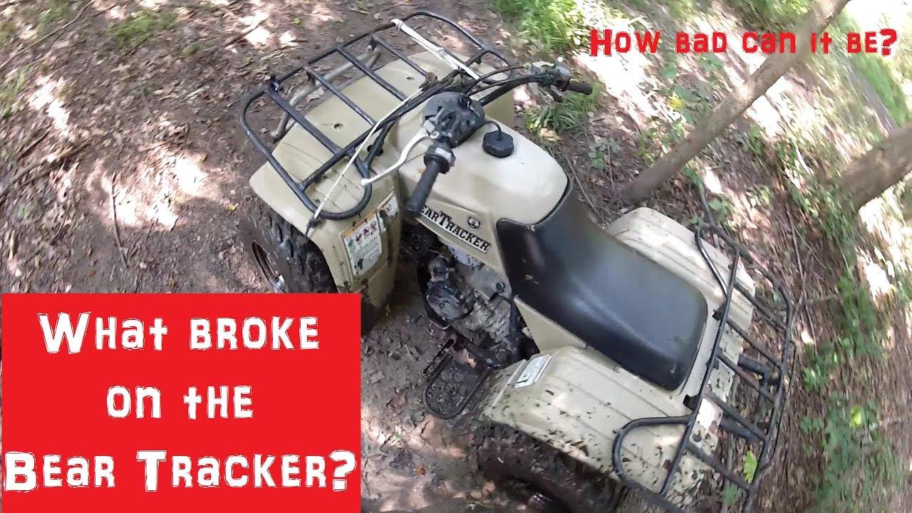 Fixing The Bear Tracker