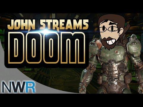 John Streams DOOM Multiplayer (again)