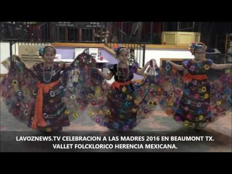 CELEBRACION A LAS MADRES 2016 EN BEAUMONT TX.