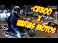 CB300 x TWISTER x CB300   PRIMEIRAS IMPRESSÕES DA MOTO