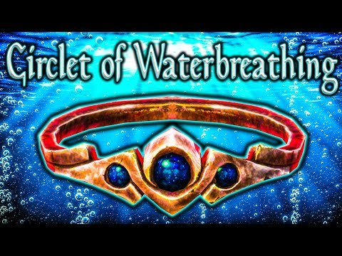 Skyrim SE - Circlet Of Waterbreathing - Unique Jewelry Guide
