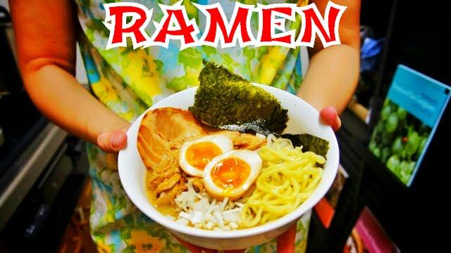 Ricetta Ramen Giapponese.Ramen La Ricetta Per Prepararlo A Casa Vostra Youtube