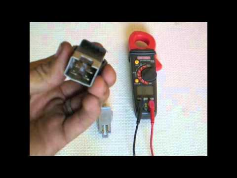 How to test lawn mower electrical safety switches - YouTube