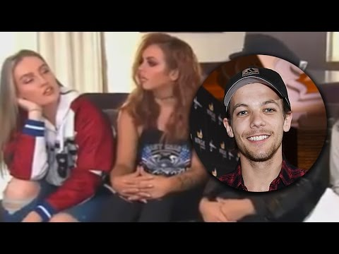 Little Mix DEFENDS Louis Tomlinson After Airport Arrest
