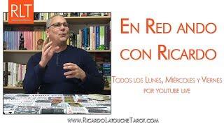 #StreamingTarot con RicardoLatoucheTarot EnDirecto OnAir