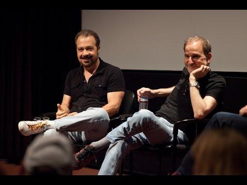 Ed Zwick and Marshall Herskovitz at the AFI Conservatory  Day Seminar