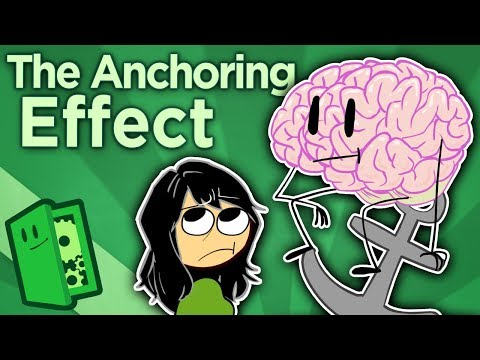 The Anchoring Effect - Why Review Scores Matter - Extra Credits