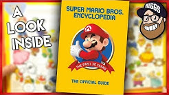 Super Mario Encyclopedia - The First 30 Years Book