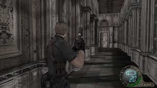 Resident Evil 4 Part 9 Luis Nãooooooo!