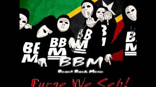WAYNE X THUGGY X PEPPERS - ANYTIME DEM SEE WE - KILL DAT RIDDIM - BEACH BACK MUSIC - AUGUST - 2015