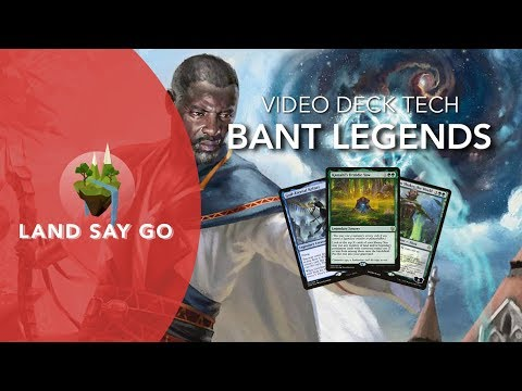 Bant Legends - Video Deck Tech