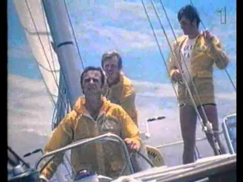Whitbread - Round the world race 1989-90 onboard The Card
