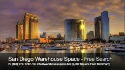San Diego Warehouses for Rent | Warehouse Space
