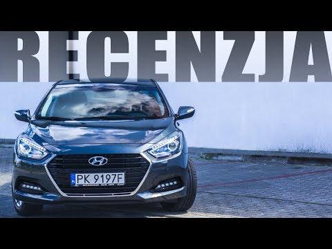 Hyundai i40 Test i recenzja PL 1.7 CRDI 141KM manual