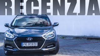 Hyundai i40 Test i recenzja PL 1.7 CRDI 141KM manual смотреть