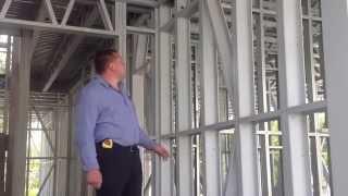видео Лестницы - как несущие конструктивные элементы