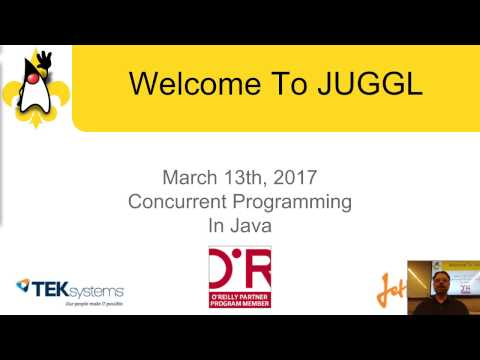 Introduction To Multithreaded And Concurrent Programming In Java