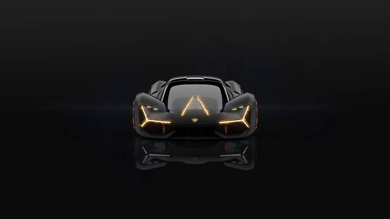 Designing The Future Lamborghini Terzo Millennio Youtube