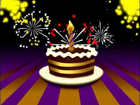animacije za rođendan Srecan rodjendan!   YouTube animacije za rođendan