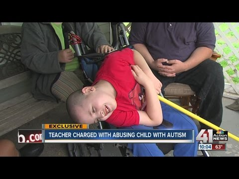 Teacher accused of abusing child with autism