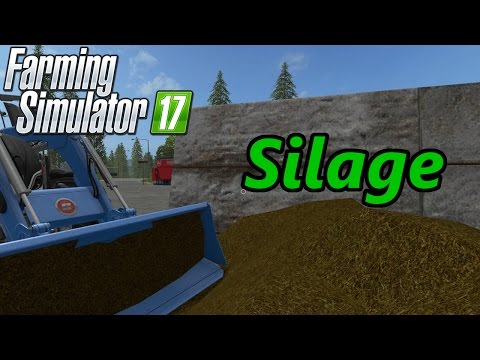 Farming Simulator 17 Tutorial | Silage
