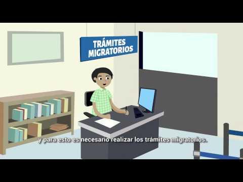 Animación Derecho a migrar