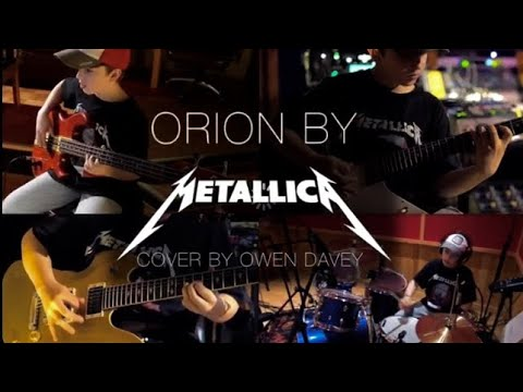 Orion - Metallica (Multi-Instrumental Cover)