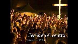 Jesus en el centro   Julio 5, 2020