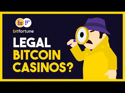 BitFortune - All Of The Best Bitcoin Casinos In One Place (2019)