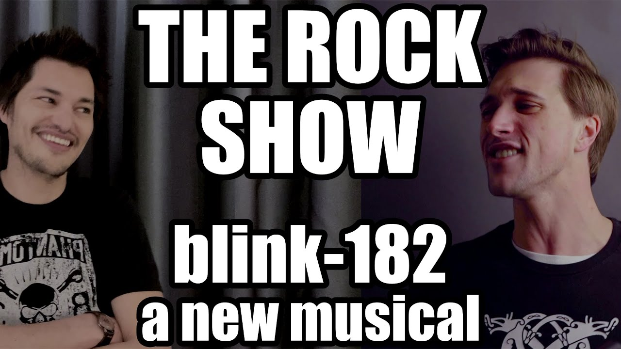 """""""The Rock Show"""" - 1996 A New Musical"""