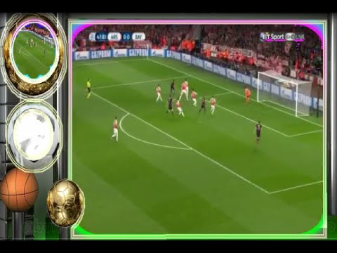 Football Full Match  Arsenal Vs Bayer Munich Match Videos 21 10 2015 a2