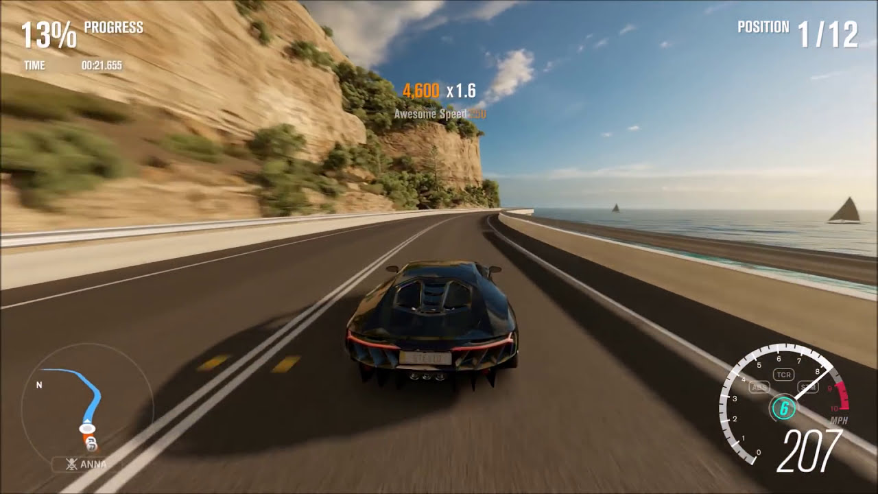 Forza Horizon 3 My Centenario Tune Best Handling Car Fh3