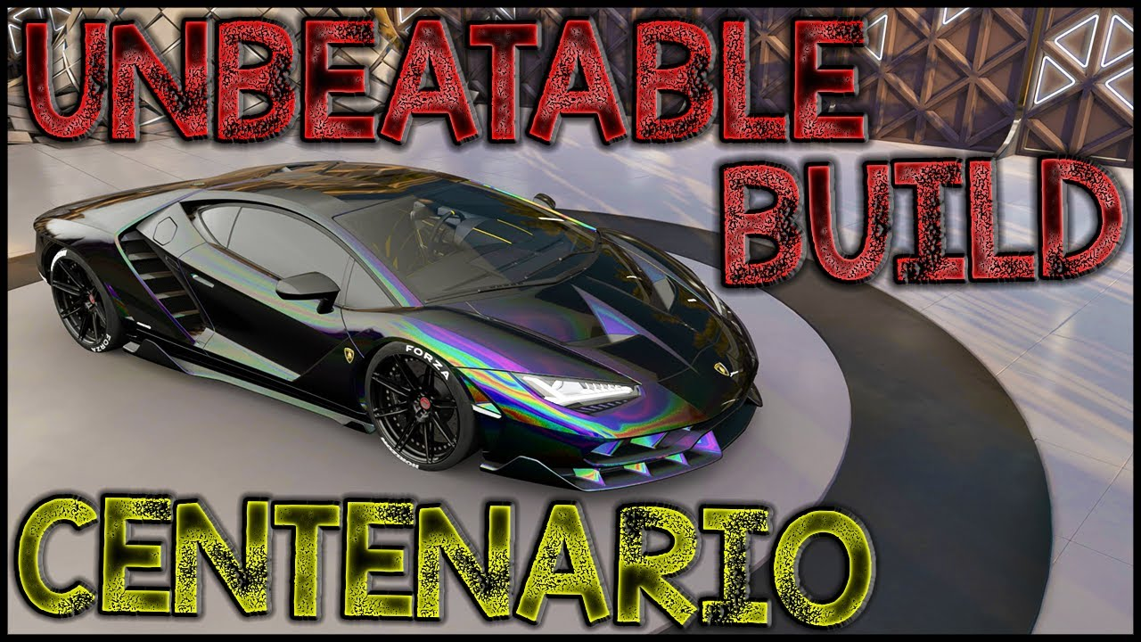 Best Handling Car On Forza Horizon