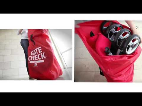 JL Childress Gate Check Bag For Car Seats Overview