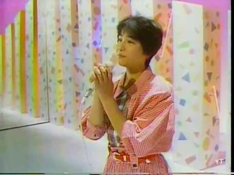 일본인가수 Yasuko Tomita - Sabishinbo [stereo] 1985